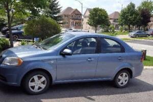 Pontiac Wave for sale, Year-2007, 136,xxx km, Car, Sedan, Banff