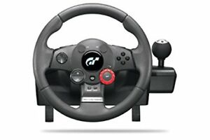 Logitech Driving Force GT Steering Wheel with Force Feedback
