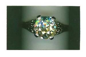 Solitaire Diamond Ring Valuation $31, 400  Antique European cut. Somerset Waratah Area Preview