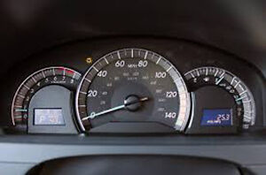 VEHICLE GAUGE CLUSTER DASH REPAIR PETERBOROUGH