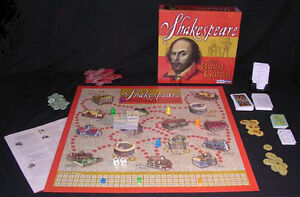 Shakespeare, The Bard Game