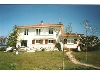 Lovely 5 bed house in Dordogne South West France (space for swimming pool) Separate annex