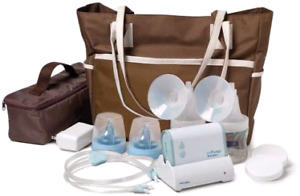 Mi pump double breastfeed pump