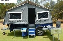 Camper Trailer Hire Armadale Armadale Area Preview