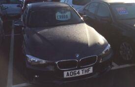 BMW 3 SERIES 318d SE (grey) 2014