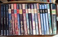 Science-fiction 30 livres à donner