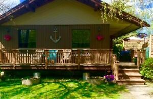 Family Cabin for Rent in Loni Beach, Gimli MB