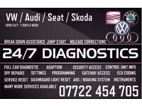 Full Car Diagnostic Dpf Regeneration Glow Plugs Dashboard Lights Ecu Faults Code Reading