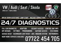 Full Car Diagnostic Dpf Regeneration Glow Plugs Dashboard Lights