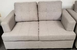 Free Delivery within the HRM! Love Seat in a SB Fabric Just $549 Taxes Included.