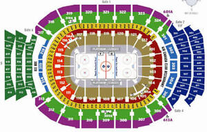 Toronto Maple Leafs vs TB Lightning tickets for April 6th