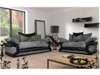 Sheldon new sofas with free footstool