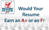 FREE Resume Review - Let Resume Pro help you land that job!