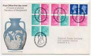 First Day Covers 1972