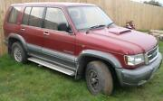 Isuzu Trooper Parts