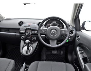2012 Mazda Mazda2 Hatchback Warners Bay Lake Macquarie Area Preview