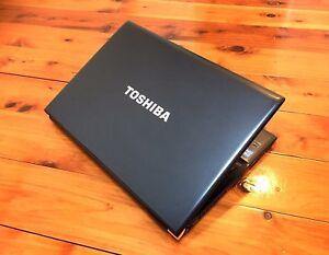 ✠PORTEGE TOSHIBA ®Core™i5•640.GB•USB 3.0•GTA•Win10•Office2016•HDMi✠ Parramatta Parramatta Area Preview