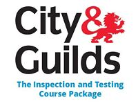 City & Guilds 2394 / 2395 Course Package - Inspection & Testing Course