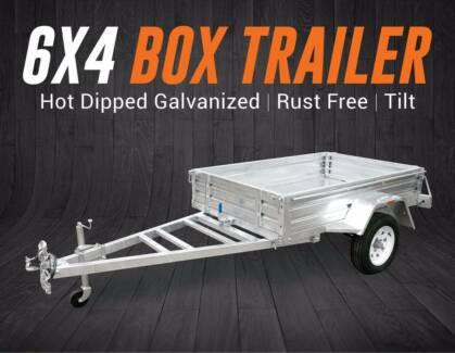 Box Trailers from $999 | On-site Rego | Interest Free Finance