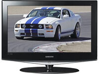 samsung le32r41b . lcd tv. free view build in .