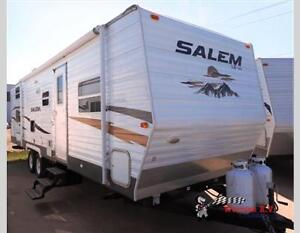 SUPER SPRING SALE- 28' Salem Travel Trailer by Forest River