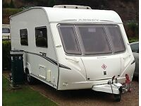 Popular   2010 Used  Good Condition Touring Caravans For Sale In Liverpool