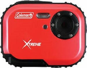 Coleman Mini Xtreme C3WP 5 MP Waterproof Digital Camera