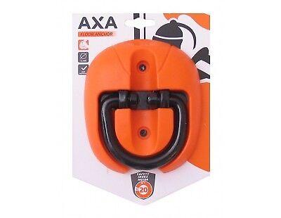 AXA Wand-/Bodenanker 14 mm stark für Fahrrad/Motorrad/Roller - 59500595SC