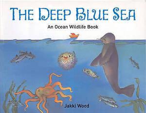 The Deep Blue Sea, Wood, Jakki, New Book
