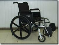 Wheelchair Breezy® 600 -in new condition+Roho Cushion - Size 18