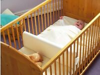 Cot Divider - Safababy Sleeper