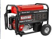 Honda Generator 7000
