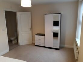 Professional house share, only one double en-suite left £525