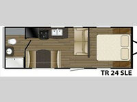 24' Travel Trailer for Rent, Kelowna, BC