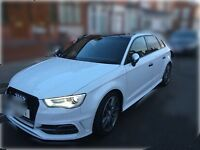 Audi s3/rs3 2013-15 front end & airbags needed