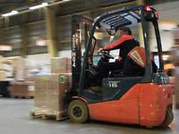 Hiring Forklift Driver in Mississauga