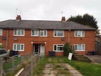 2-3 beds freehold house wanted in Birmingham for cash