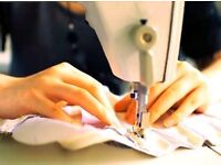 Sewing Machinist, Seamstress, Tailor