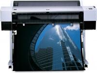 Epson Stylus Pro 9400 A1 plotter (CAD, printer, design, architecture, engineering)