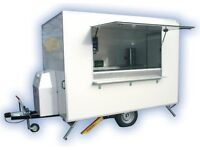 WANTED - DAMAGED / IN NEED OF TLC - CATERING TRAILERS / BURGER VAN / BOX TRAILERS