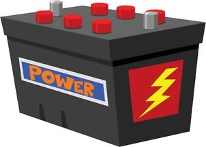Reconditioned batteries