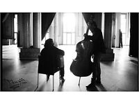 Double bassist wanted by a classical guitarist