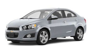 2015 Chevy Sonic 4 Door Sedan LIKE NEW
