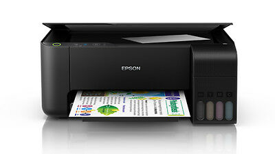 EPSON L3100 EcoTank All-in-One Ink Tank Inkjet Multi-function Printer Scan Copy