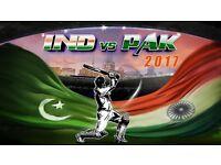 2 Tickets of ICC 2017 INDIA vs PAKISTAN | £250 each