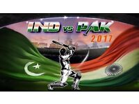 INDIA PAKISTAN - ICC CT Finals - Up to 3 GOLD tickets available