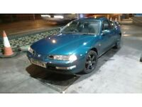 HONDA PRELUDE 2.0 MOT TAX INSURED RARE TEAL GREEN EXCELLENT CONDITION L@@K CIVIC ACCORD TYPE R VTI