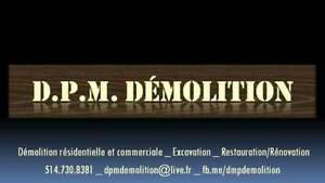 dpm demolition