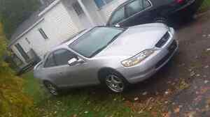 2000 Accord Coupe.  2.3L 5 Speed. .