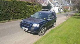 For sale LandRover freelander van. 2004